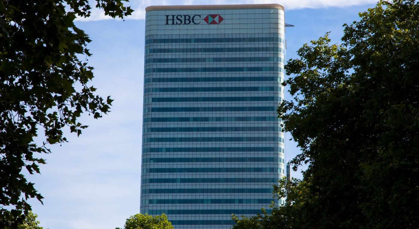 HSBC's unfortunate issue in the first quarter